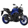 Yamha MT03_Icon Blue | ortega garage Tarragona