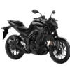 Yamaha MT03_Midnight Black | Ortega garage
