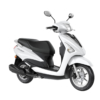 Yamaha delight Milky White   ortega motos tarragona