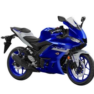 Yamaha R3 Icon Blue_motos tarragona ortega garage