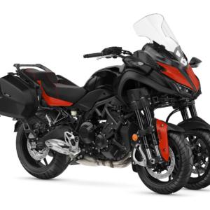 Yaamaha Niken GT Tech Black | Concesionario Yamha TGN