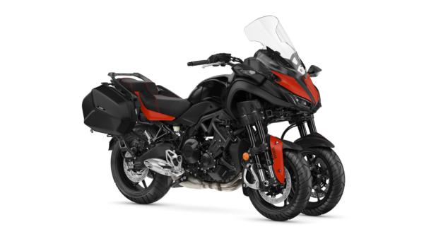Yaamaha Niken GT Tech Black   Concesionario Yamha TGN
