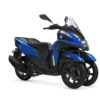 Tricity 125 Cyber Blue