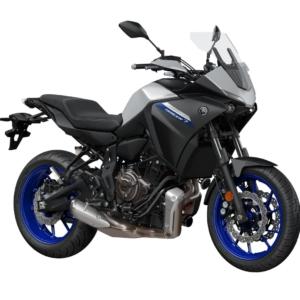 Yamaha MT07TR Icon Grey | Ortega's Garage
