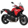 Yamaha MT07TR Redline   Ortega's Garage