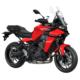 Yamaha MT09TR Redline | Ortega's Garage