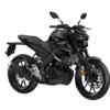 Yamaha MT125 Tech Black   Ortega's Garage