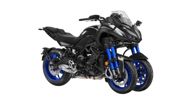 Yamaha Niken Graphite | Yamaha Tarragona