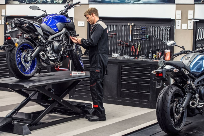 MANTENIMIENTO MOTO | Ortega's Garage