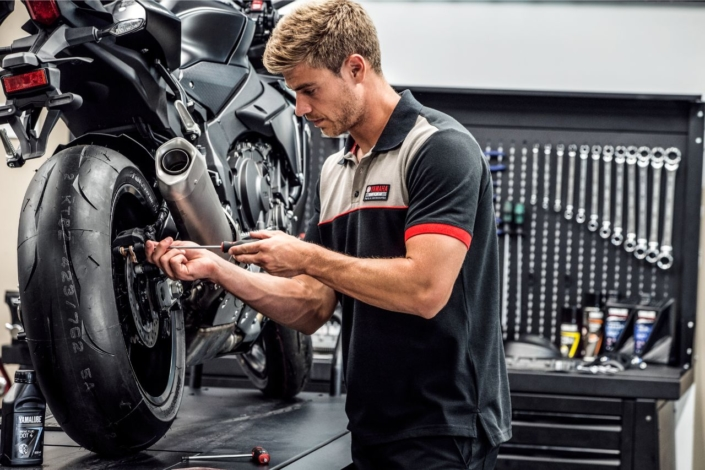 Reparación de moto | Ortega's Garage