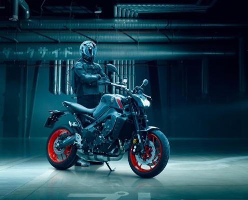 Nueva moto MT-09